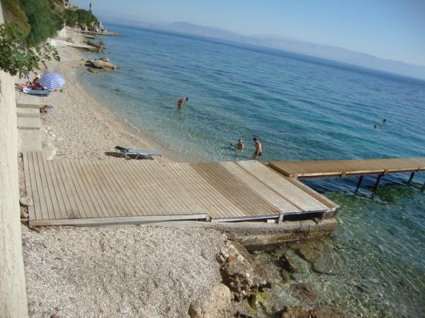 Belvedere Hotel Corfu Benitses Greece Wroc Awski